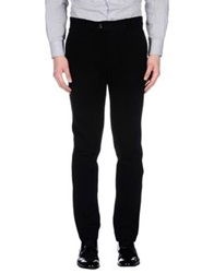 Daniele Fiesoli Casual Pants Black