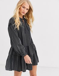 Only Textured Smock Dress Multi