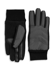 Isotoner Thermaflex Tech Gloves Charcoal Grey
