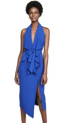Misha Collection Lorena Dress Cobalt