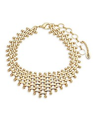 Amrita Singh Choker Necklace Gold