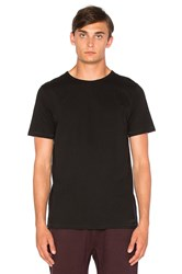 Saturdays Surf Nyc Brandon Tee Black