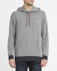 Element Grey Cornell Hooded Sweatshirt