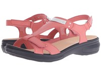 Revere Santa Monica Coral Women's Flat Shoes