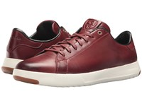 Cole Haan Grandpro Tennis Fired Brick Handstain Shoes Brown