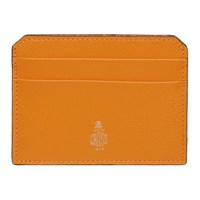 Mark Cross Yellow Card Holder
