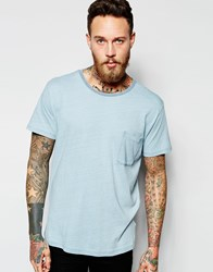 Dr. Denim Dr Denim Russ T Shirt Light Wash Blue Light Wash Blue