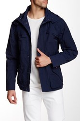 Hunter Original Batal Nylon Jacket Blue
