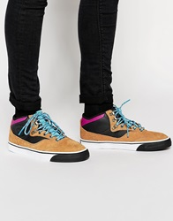 Vans Lxvi Buffalo Boot Leather Trainers Brown
