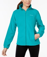 Columbia Benton Springs Fleece Jacket Geyser