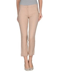 Jucca Casual Pants Light Brown