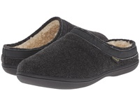 Old Friend Curly Charcoal Women's Slippers Gray