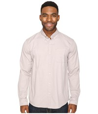 United By Blue Firefly Button Down Grey Men's Clothing Gray