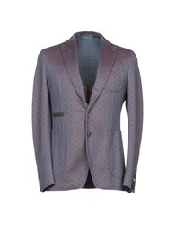 John Sheep Blazers Slate Blue