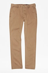 French Connection Men's Machine Gun Stretch Trouser Brown