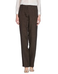 Martinelli Trousers Casual Trousers Women Dark Brown