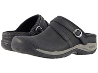 Keen Presidio Ii Mule Black Steel Grey Women's Shoes