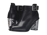 Mcq By Alexander Mcqueen Shacklewell Boot Black Women's Pull On Boots