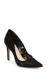 Jessica Simpson Women's Charese Pointy Toe Pump Bright Multi Suede