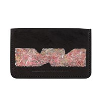 William Black Card Wallet Pink