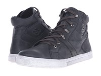 Harley Davidson Drakeswood Black Men's Lace Up Casual Shoes