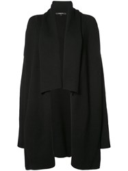 Derek Lam Shawl Lapel Cardi Coat Blue
