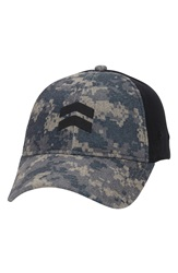 A. Kurtz 'Alpha A Flex' Ball Cap Black