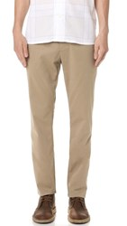 Ag Jeans Lux Khaki Chinos Wheat