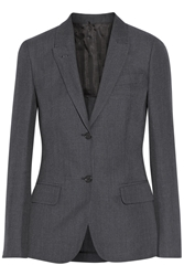 Agnona Wool And Linen Blend Blazer