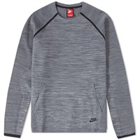 Nike Tech Knit Crew Grey