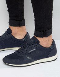 G Star Turner Trainers Navy Grey