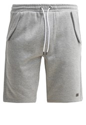Voi Jeans Travis Tracksuit Bottoms Grey Marl Mottled Grey