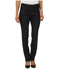 Jag Jeans Petite Peri Pull On Straight In Late Night Late Night Women's Jeans Navy