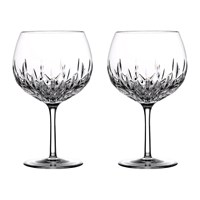 Waterford Lismore Balloon Glasses Set Of 2