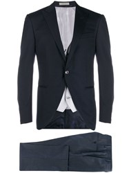 Corneliani Classic Formal Suit Blue