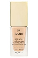 Jouer Essential High Coverage Creme Foundation Beige Nude
