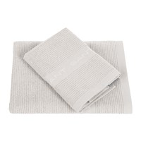 Gant 100 Cotton Towel Sheep Grey Guest Towel