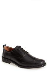 Josef Seibel 'Darby' Oxford Black Dre