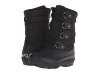 Chinese Laundry Big Bear Black Women's Lace Up Boots
