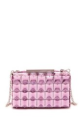 Bcbgmaxazria Lulu Convertible Clutch Purple