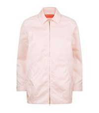Tommy Hilfiger Oversized Harrington Jacket Female Pink