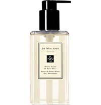 Jo Malone Wood Sage And Sea Salt Body And Hand Wash 250Ml Colorless