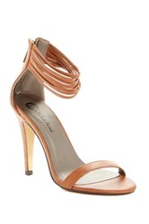 Michael Antonio Regel Sandal Pump Brown
