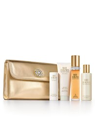 Five Piece White Diamonds Elizabeth Taylor Gift Set