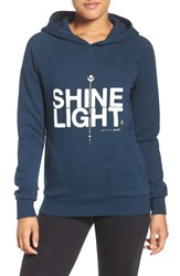 Spiritual Gangster Women's Shine Light Hoodie