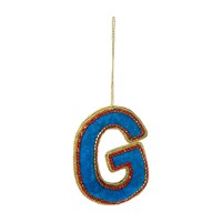 Tinker Tailor Letter Christmas Tree Decoration G