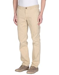 San Francisco Trousers Casual Trousers Men Beige