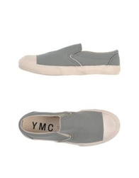 Ymc You Must Create Low Tops And Trainers Dark Blue