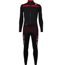 Castelli Sanremo 2 Gore Windstopper And Thermoflex Cycling Thermosuit Black