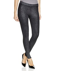 Three Dots Riley Metallic Leggings